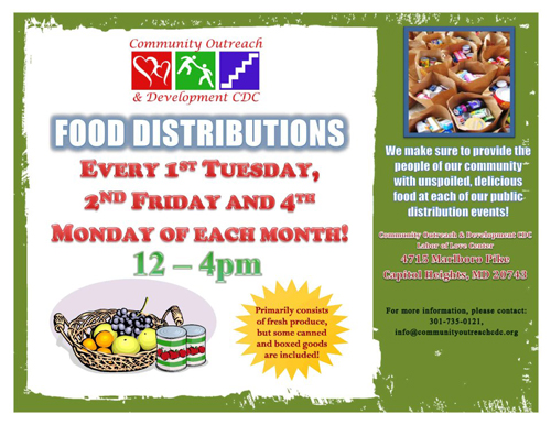 Free Food Distribution Info Flyer - best to all.jpg